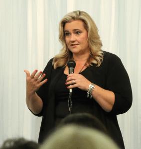 Heather Hildebrand speaking psychic medium