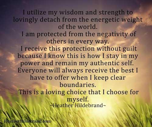 I utilze my wisdom quote by Heather Hildebrand