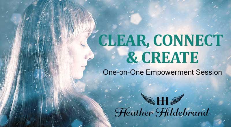woman connecting to spirit_heather Hildebrand